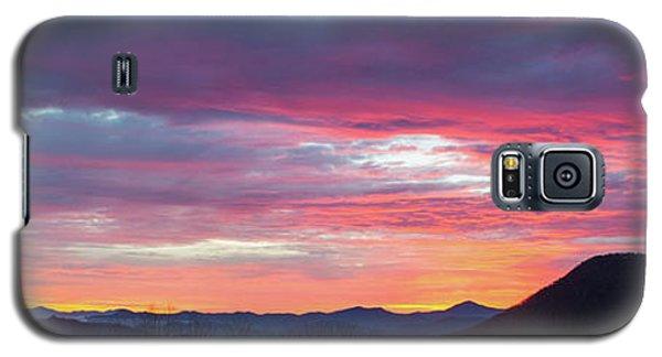 New Year Dawn - 2016 December 31 Galaxy S5 Case