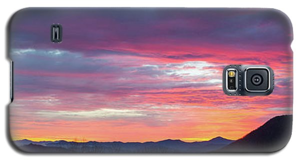 New Year Dawn - 2016 December 31 Galaxy S5 Case