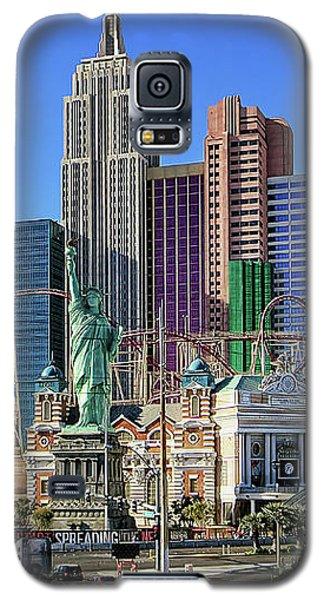 New York , New York Galaxy S5 Case