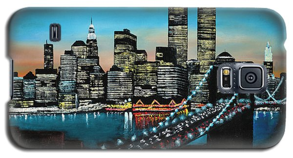 New York 910 Galaxy S5 Case