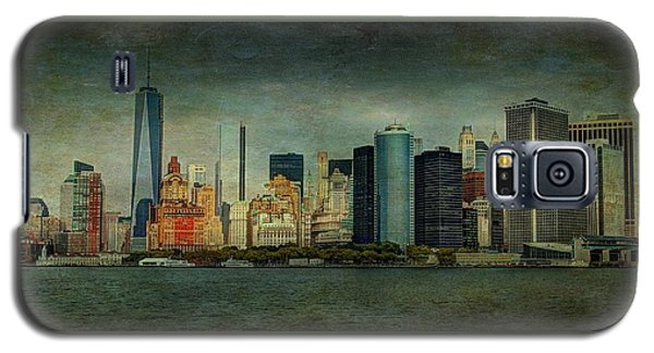 New York After Storm Galaxy S5 Case by Dan Haraga