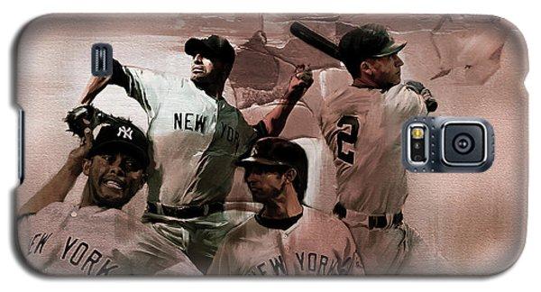 New York Baseball  Galaxy S5 Case by Gull G