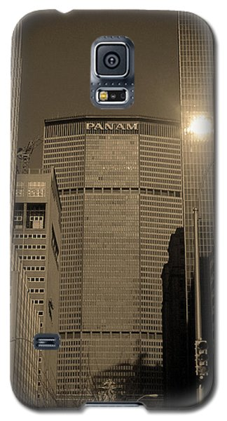 New York City 1982 Sepia Series - #7 Galaxy S5 Case