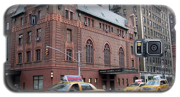 New York City - Amsterdam -  West Seventy Sixth Galaxy S5 Case by Susan Carella
