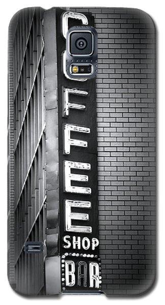 New York City Coffee House Galaxy S5 Case