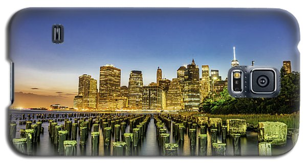 New York City From Brooklyn Galaxy S5 Case