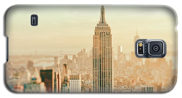 New York City - Skyline Dream Galaxy S5 Case by Vivienne Gucwa