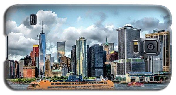 New York City Staten Island Ferry Galaxy S5 Case