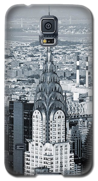 New York City - Usa - Chrysler Building Galaxy S5 Case