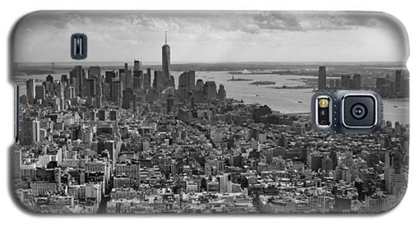 New York City - View From Empire State Building Galaxy S5 Case