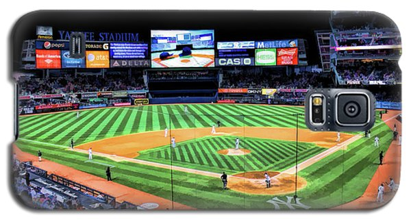 New York City Yankee Stadium Galaxy S5 Case