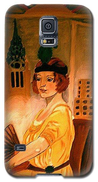 New York Fantasy Galaxy S5 Case
