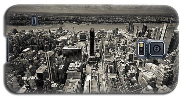 New York Husdon Galaxy S5 Case