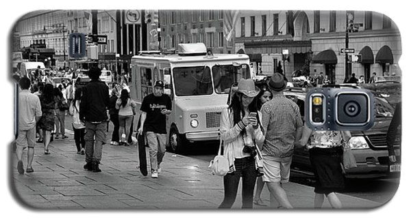 New York, New York 19 Galaxy S5 Case
