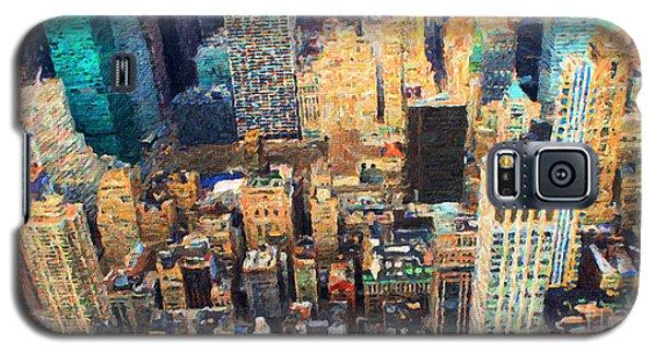 New York, New York Galaxy S5 Case
