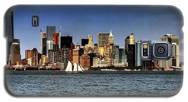 Galaxy S5 Case featuring the photograph New York New York by Tom Prendergast