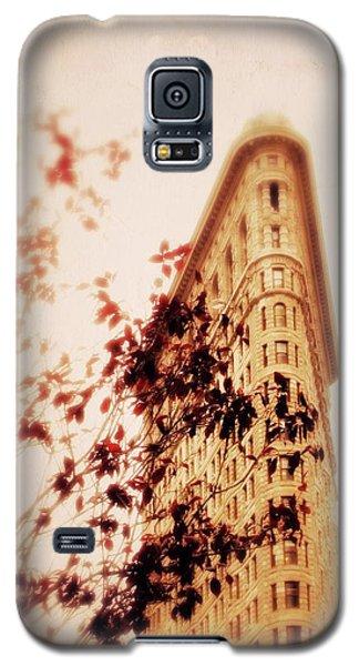 New York Nostalgia Galaxy S5 Case