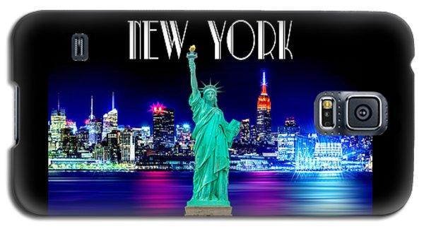 New York Shines Galaxy S5 Case