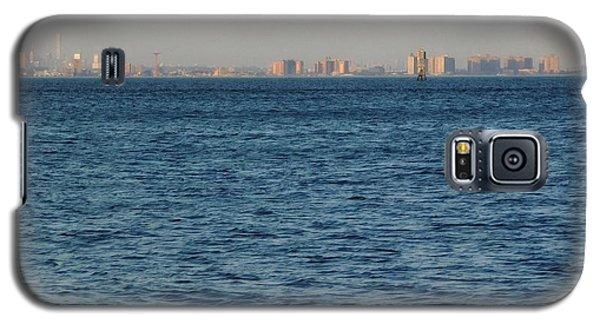 New York Skyline Galaxy S5 Case