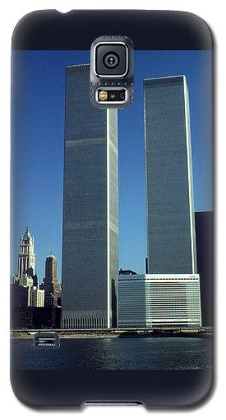 New York World Trade Center Before 911 Galaxy S5 Case