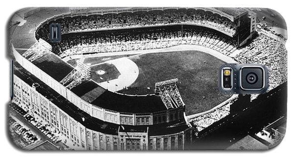 New York Yankees Galaxy S5 Case - New York: Yankee Stadium by Granger