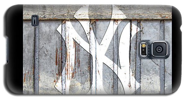 New York Yankees Rustic 2 Galaxy S5 Case