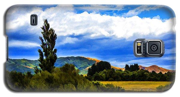 New Zealand Legacy Galaxy S5 Case
