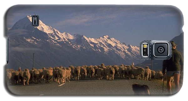 New Zealand Mt Cook Galaxy S5 Case