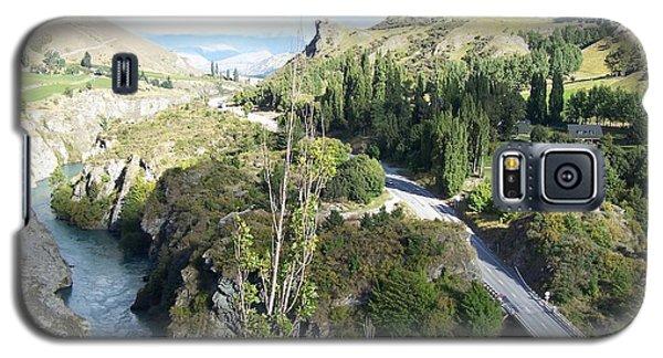 New Zealand Scene Galaxy S5 Case