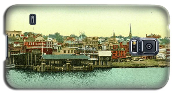 Newburgh Steamers Ferrys And River - 15 Galaxy S5 Case