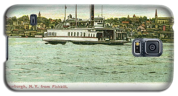 Newburgh Steamers Ferrys And River - 24 Galaxy S5 Case