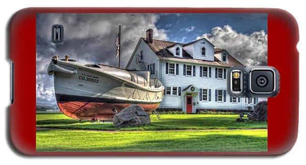 Newport Coast Guard Station Galaxy S5 Case