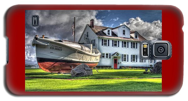 Newport Coast Guard Station Galaxy S5 Case