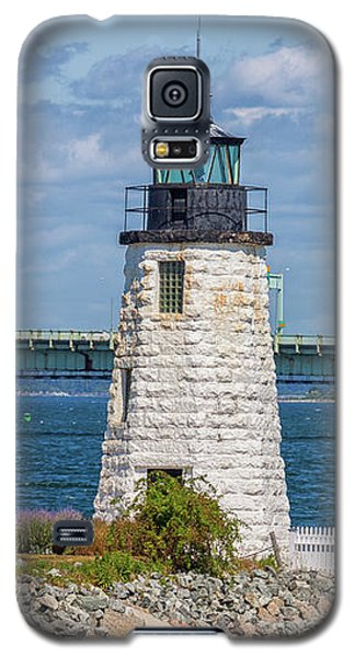 Newport Harbor Lighthouse Galaxy S5 Case