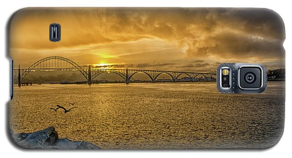 Newport Morning Galaxy S5 Case