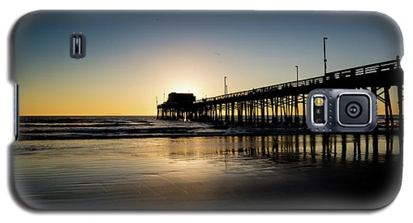 Newport Pier Galaxy S5 Case