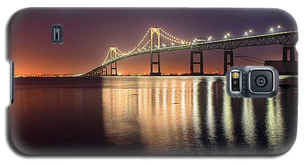 Newport Twilight Galaxy S5 Case