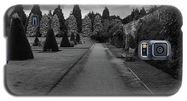 Newstead Abbey Country Garden Gravel Path Galaxy S5 Case