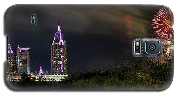 New Year Celebration 4 Galaxy S5 Case