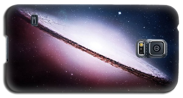 Ngc 2035 Magellanic Cloud Galaxy Galaxy S5 Case