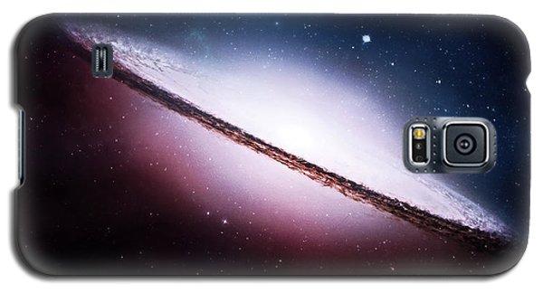 Ngc 2035 Magellanic Cloud Galaxy Galaxy S5 Case