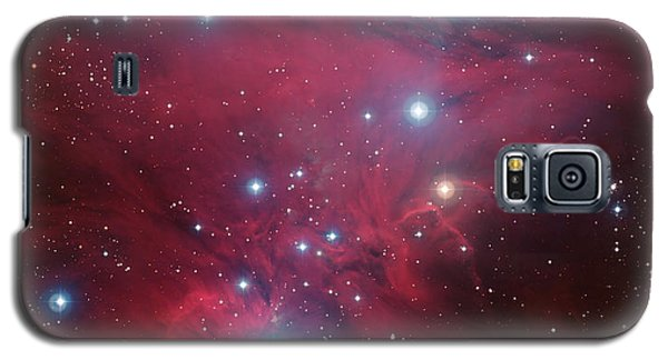 Galaxy S5 Case featuring the photograph Ngc 2264 And The Christmas Tree Star Cluster by Eso