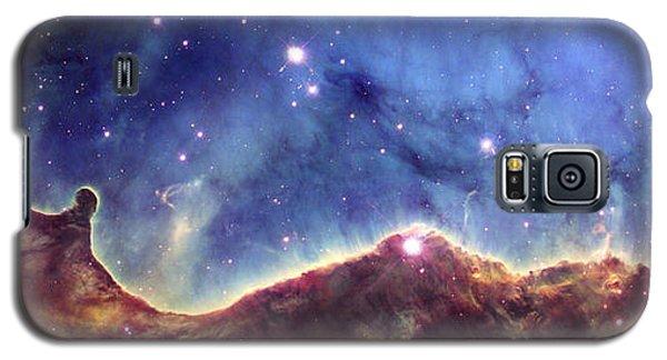 Ngc 3324  Carina Nebula Galaxy S5 Case
