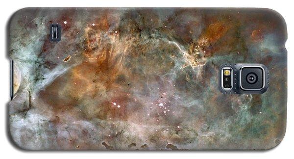 Ngc 3372 Taken By Hubble Space Telescope Galaxy S5 Case