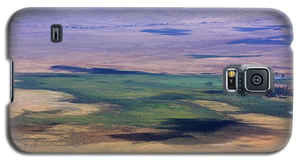 Ngorongoro Crater Tanzania Galaxy S5 Case