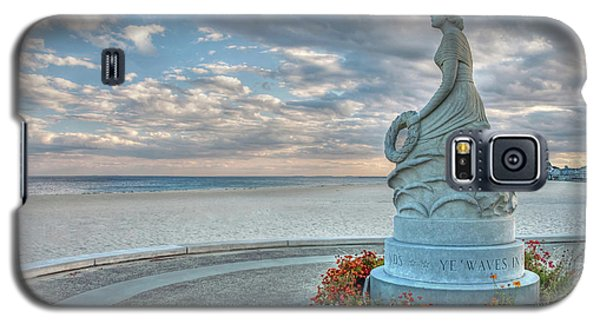 New Hampshire Marine Memorial Galaxy S5 Case