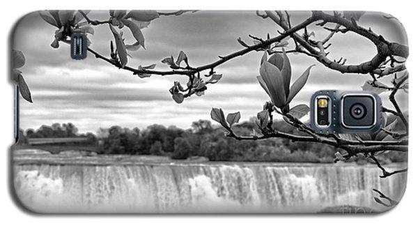 Niagara American Falls Spring Galaxy S5 Case