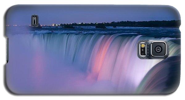 Niagara Falls At Dusk Galaxy S5 Case