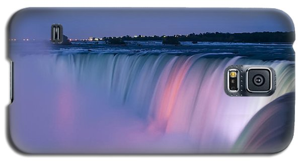 Niagara Falls At Dusk Galaxy S5 Case