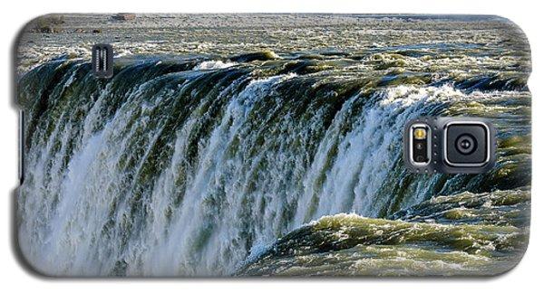 Niagara Falls In Autumn Galaxy S5 Case